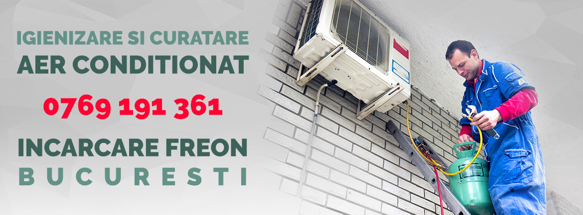incarcare freon aer conditionat bucuresti 14