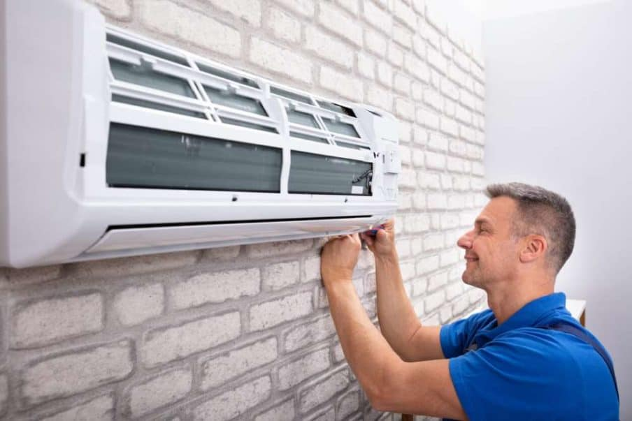 Montare instalație climatizare Rahova