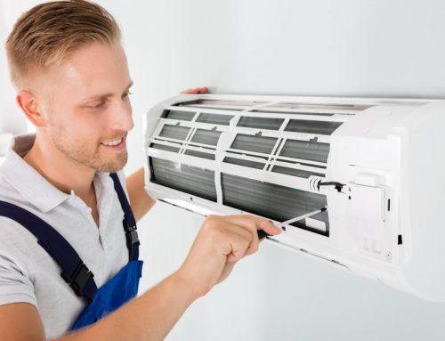 Montare instalație climatizare Voluntari