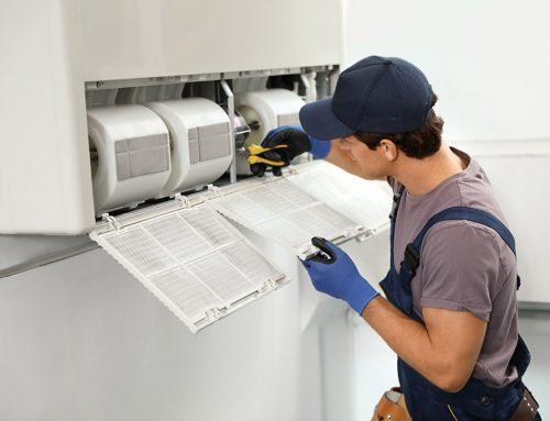 Montare instalație climatizare Vitan