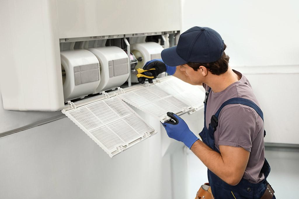 Service instalații climatizare Ferentari